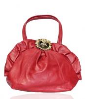 Agape сумка женская 31839 цвет: красный.
