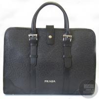 Сумка-портфель Prada.